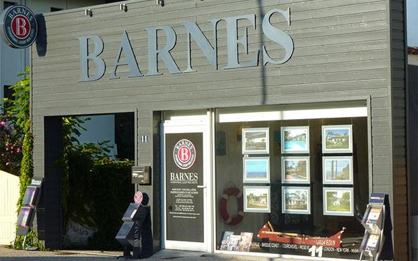 Agence immobilière de prestige BARNES PYLA