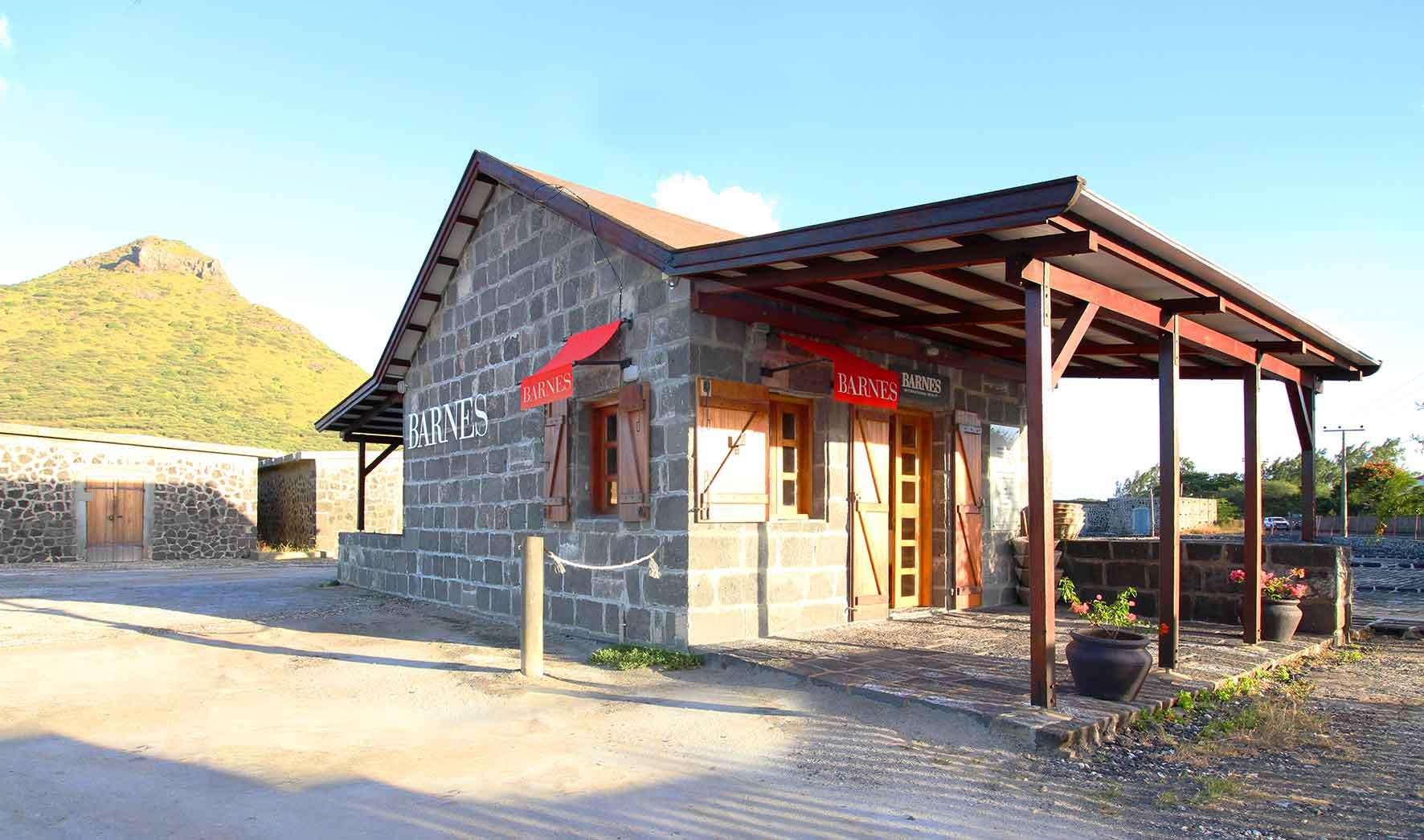 Luxury real estate agency BARNES TAMARIN