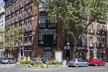Agence immobilière de prestige BARNES MADRID