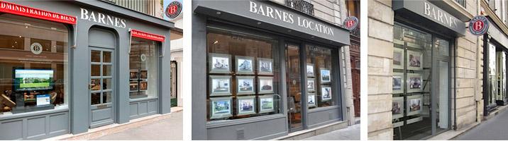 BARNES Luxury Seasonal Rentals